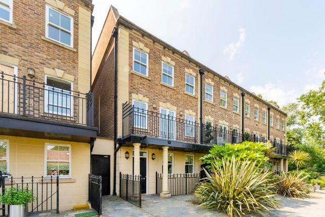 Thumbnail Terraced house to rent in Castlebar Park, London