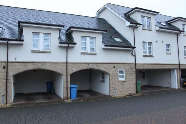 Terraced house for sale in Northfield Court, Ayr