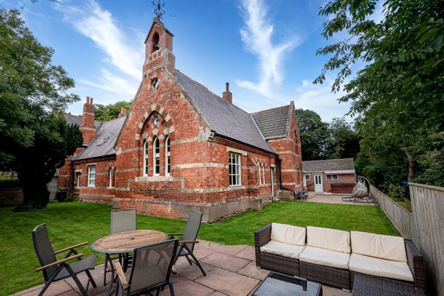 Thumbnail Semi-detached house for sale in Church Lane, Sproatley, Hull, East Yorkshire
