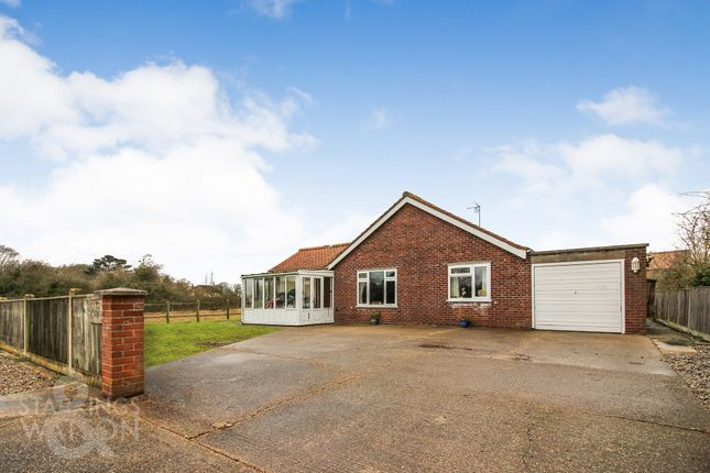 2 bed detached bungalow for sale in Main Road, Billockby, Great Yarmouth NR29
