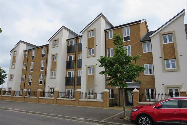 Thumbnail Flat for sale in Cranberry Court, Hampton, Peterborough