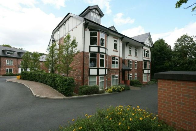 Thumbnail Flat to rent in Wolf Grange, Hale, Altrincham