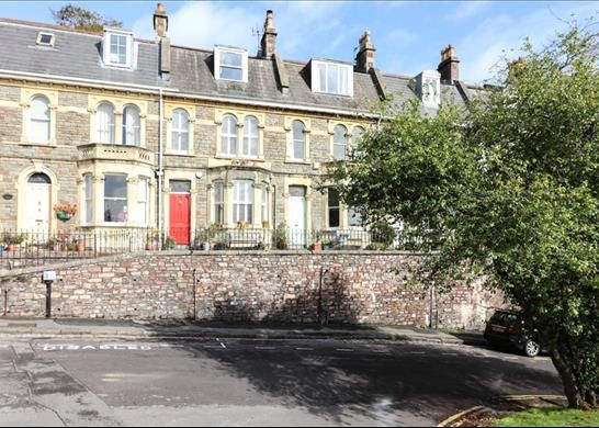 Thumbnail Terraced house for sale in Victoria Terrace, Clifton, Bristol