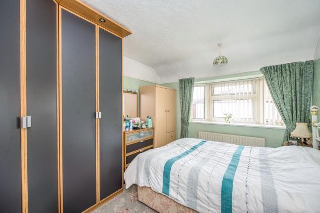 Master Bedroom of Finborough Road, Walton, Liverpool, Merseyside L4
