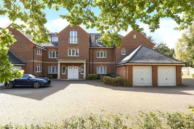 2 bed flat for sale in Bearsden Court, Charters Road, Sunningdale