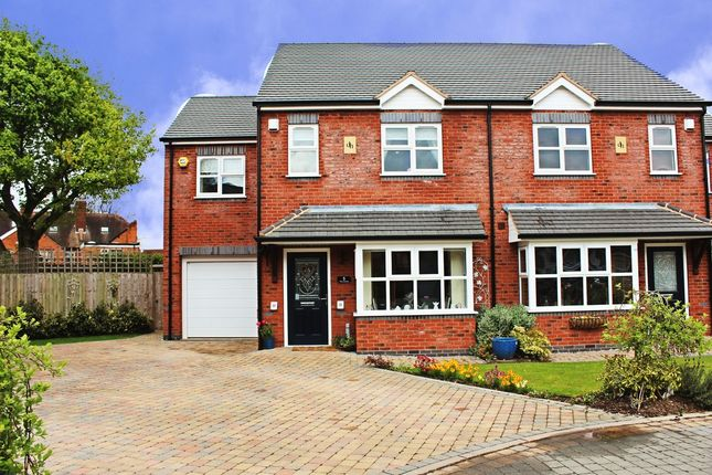 Thumbnail Semi-detached house to rent in The Loxleys, Birmingham