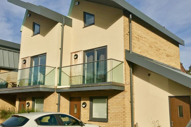 Thumbnail Terraced house to rent in Cuthberts Yard, Lincoln
