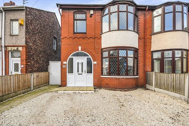 Thumbnail Semi-detached house to rent in Haresfinch Road, St. Helens