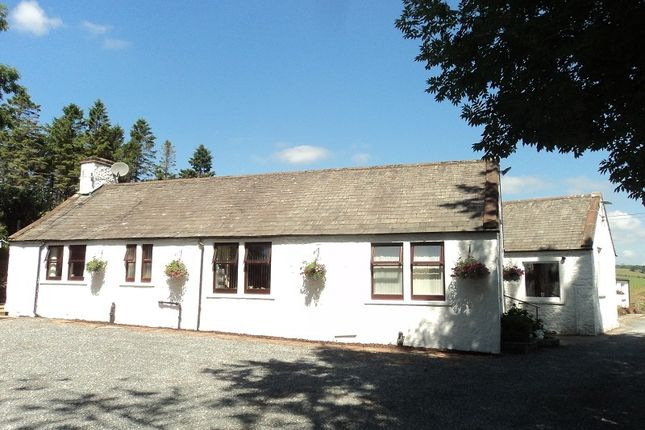 Thumbnail Detached house for sale in Cowans Guest House Kirkgunzeon, Dumfries, Dumfries And Galloway.