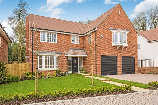 "Thumbnail Detached house for sale in ""The Bleinheim"" at Gold Hill East, Chalfont St. Peter, Gerrards Cross"