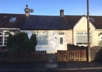 1 bed terraced house to rent in Garden City Stoneyburn