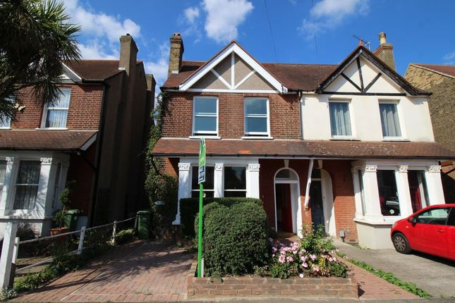 Thumbnail Semi-detached house for sale in Pelham Road, Bexleyheath