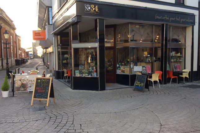 Commercial Property To Let In Cafe Amp Guest House