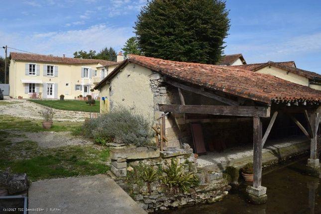 <Alttext/> of Ruffec, Poitou-Charentes, 16700, France