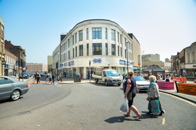 Thumbnail Retail premises for sale in Queen Street & Eldon Street, Barnsley