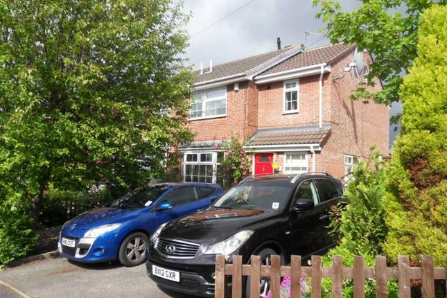 Thumbnail Semi-detached house to rent in Fieldway Avenue, Rodley, Leeds