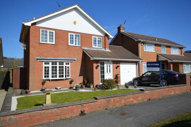 Thumbnail Detached house for sale in Keppel Drive, Bridlington