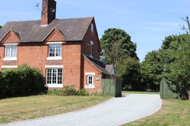 Thumbnail Property to rent in Sandford, Whitchurch