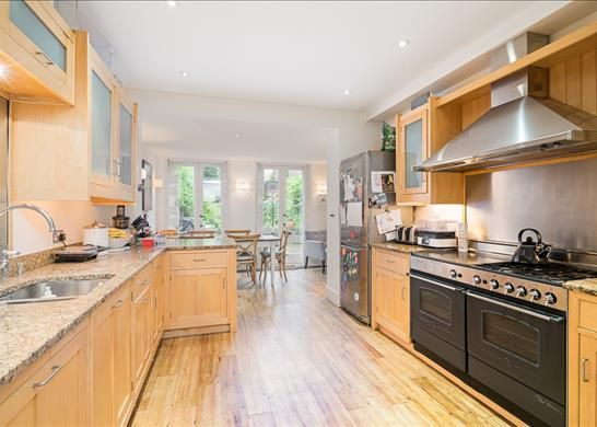 Kitchen of Bedford Gardens, Kensington, London W8