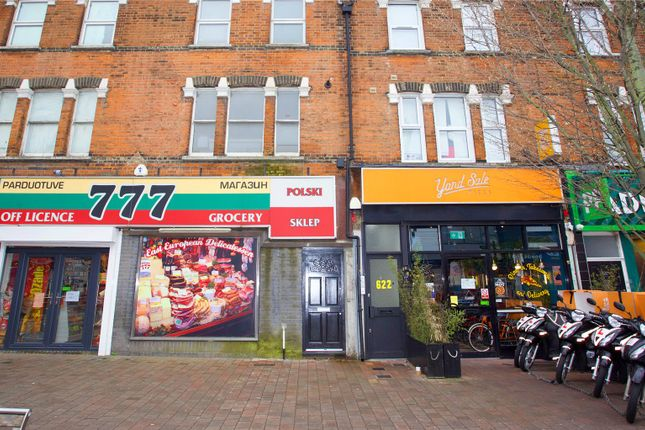 Exterior of High Road, Leytonstone, London E11