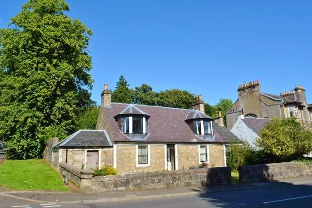 Thumbnail Detached house for sale in High Barholm, Kilbarchan