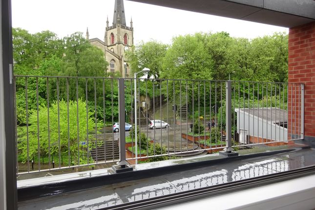 Thumbnail Property to rent in St Matthews View, 12 High Street, Walsall