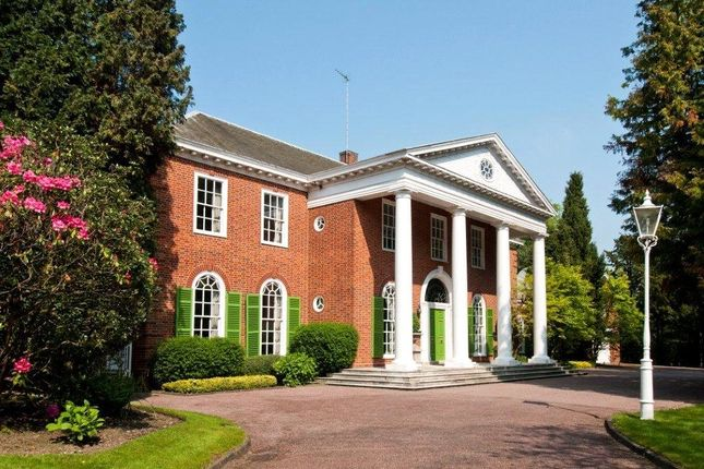 Thumbnail Detached house for sale in The Bishops Avenue, Hampstead, London