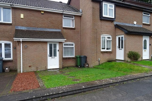 2 bed terraced house for sale in Nant Y Plac, The Drope, Cardiff. CF5