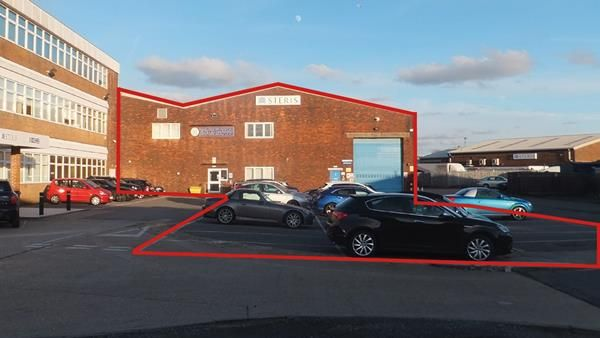 Thumbnail Warehouse to let in Eschmann House, Unit 1-2, 15 Peter Road, Lancing, West Sussex