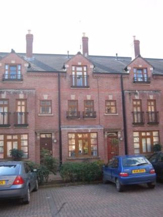 Thumbnail Town house to rent in The Cloisters, Belfast