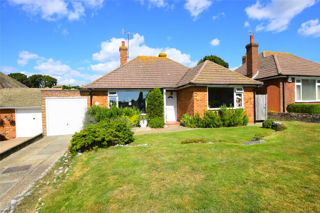 Thumbnail Detached bungalow for sale in Broad Oak Lane, Bexhill, East Sussex
