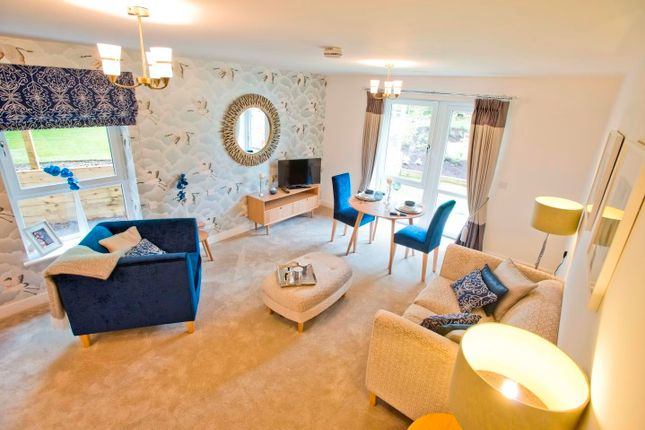"Thumbnail Flat for sale in ""Typical 2 Bedroom"" at Hilton Court, Hilton Road, Bishopbriggs, Glasgow"