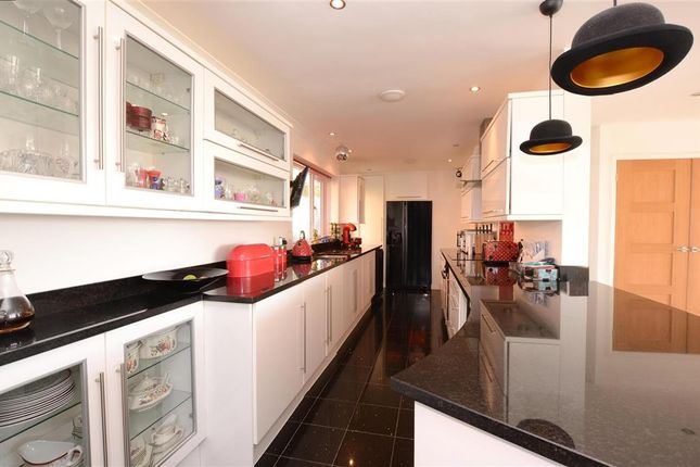 Thumbnail Bungalow for sale in Bannings Vale, Saltdean, Brighton, East Sussex