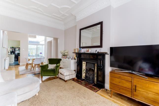 Lounge of Marjorie Grove, Battersea, London SW11