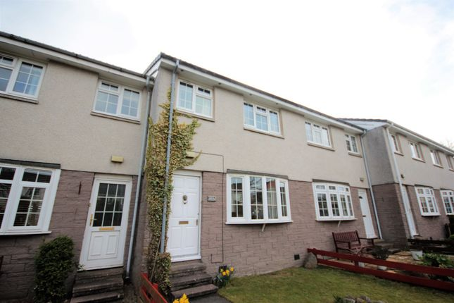 Thumbnail Terraced house for sale in Mosside Court, Westhill