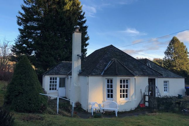 Thumbnail Cottage for sale in The Toll House Tornasheen, Strathdon