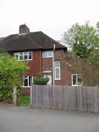 Thumbnail Property to rent in Woodbridge Hill, Guildford