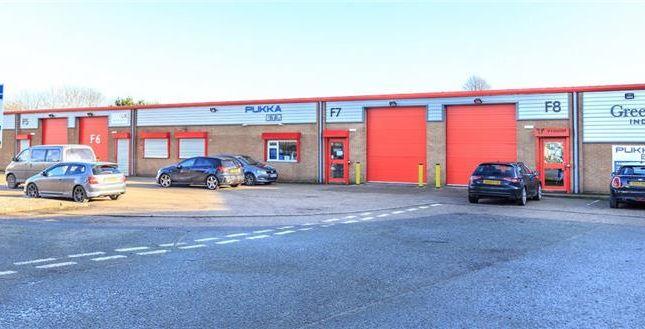 Thumbnail Light industrial to let in Greenwood Industrial Estate, Cartmel Drive, Shrewsbury, Shropshire