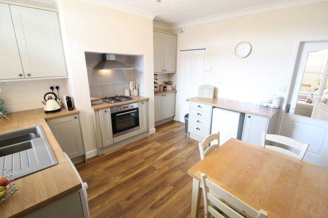 Terraced house for sale in London Street, New Whittington, Chesterfield