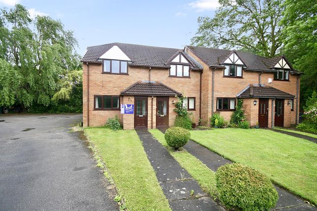 Thumbnail End terrace house for sale in Pulford Court, Pulford, Chester