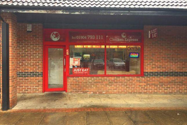 Retail premises for sale in York YO24, UK