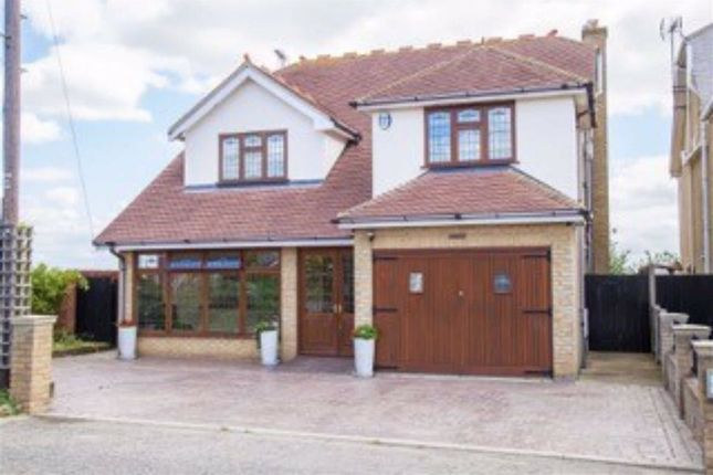 Thumbnail Detached house for sale in High Road, Fobbing, Essex
