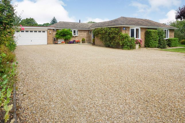 Thumbnail Detached bungalow for sale in Wysall Lane, Widmerpool