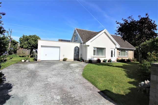 Thumbnail Detached bungalow for sale in Elm Grove, Neyland, Milford Haven, Pembrokeshire.