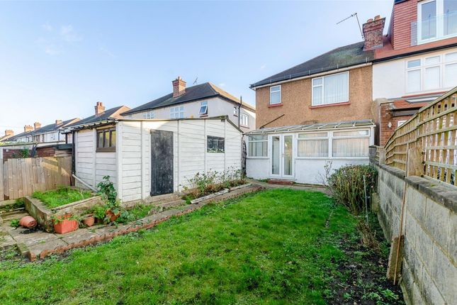 Rear Garden of Willows Avenue, Morden, Surrey SM4