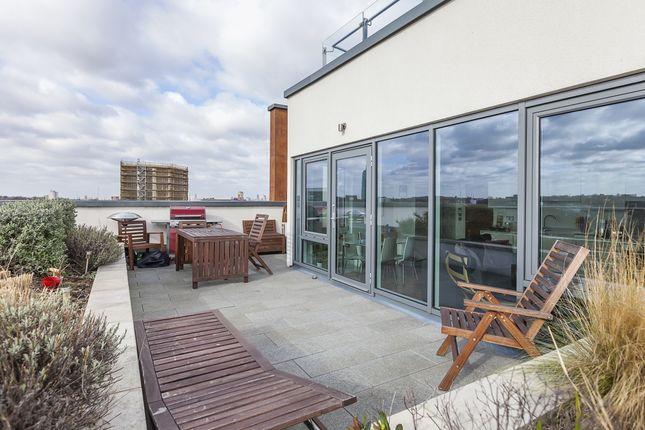 Roof Terrace (2) of Norman Road, London SE10
