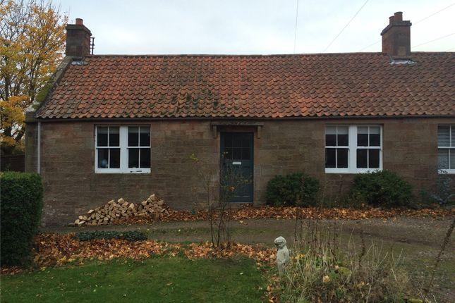 Thumbnail End terrace house to rent in 1 Widows Row, Main Street, Tyninghame, Dunbar
