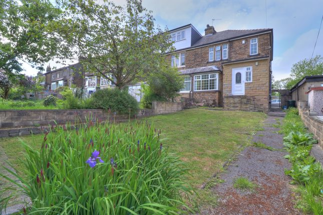Rear Garden of Redburn Drive, Shipley BD18