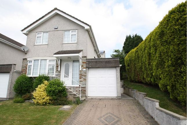 Thumbnail Detached house to rent in Culver Close, Plymouth, Devon