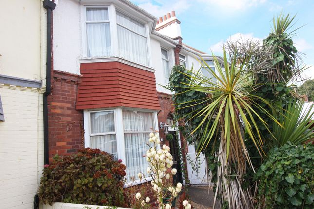 Thumbnail Terraced house for sale in Kings Road, Paignton